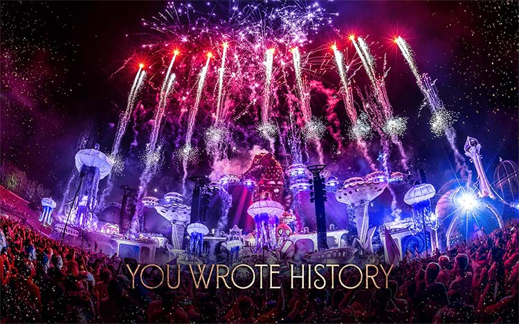 Tomorrowland llega a tu casa, ¡revívelo!