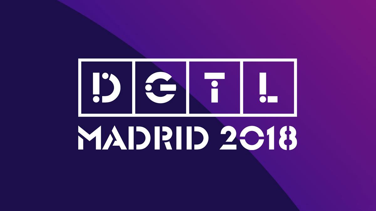 DGTL Madrid da a conocer su cartel para su primera edición