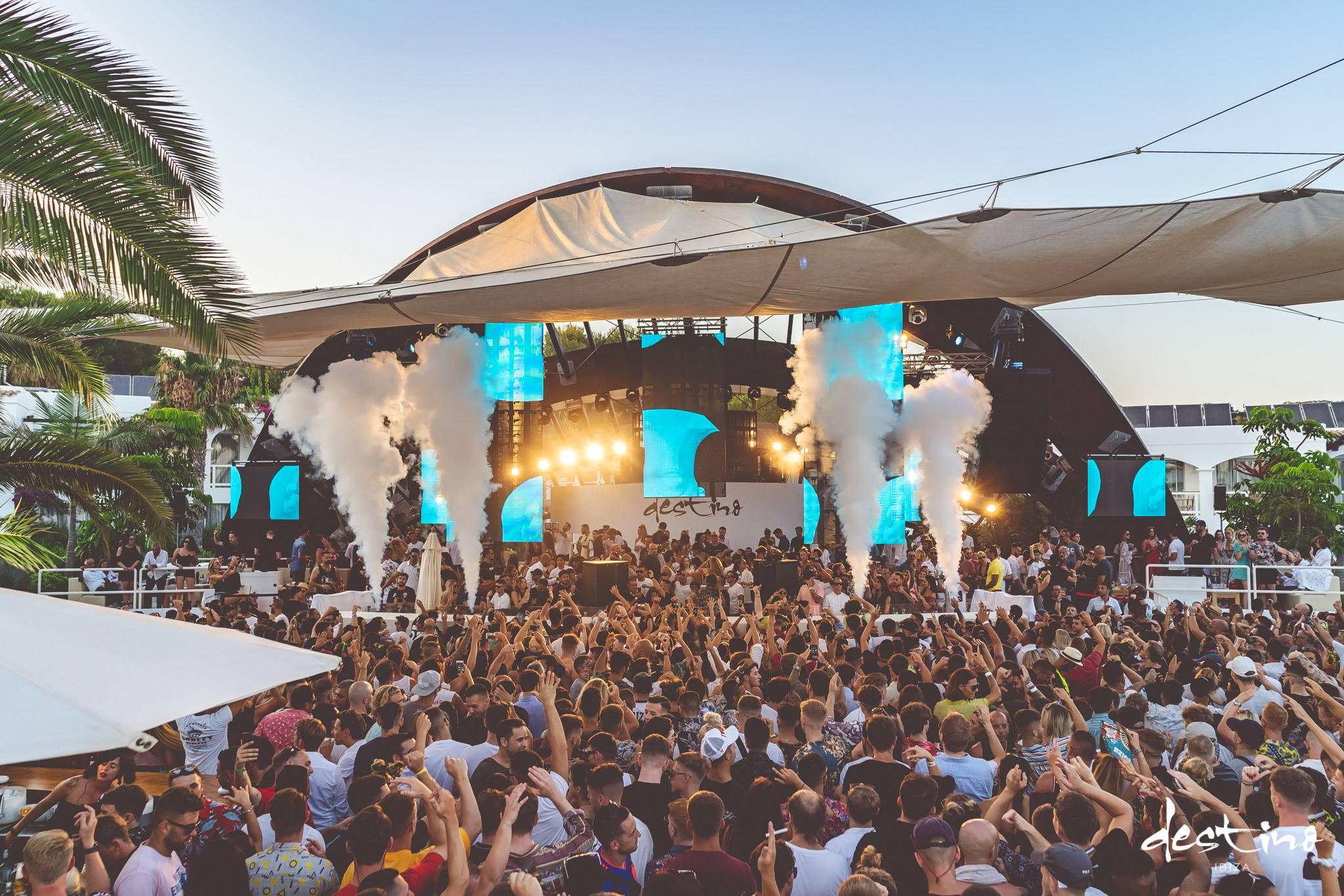 Destino Ibiza anuncia su closing party con Solomun y Dixon