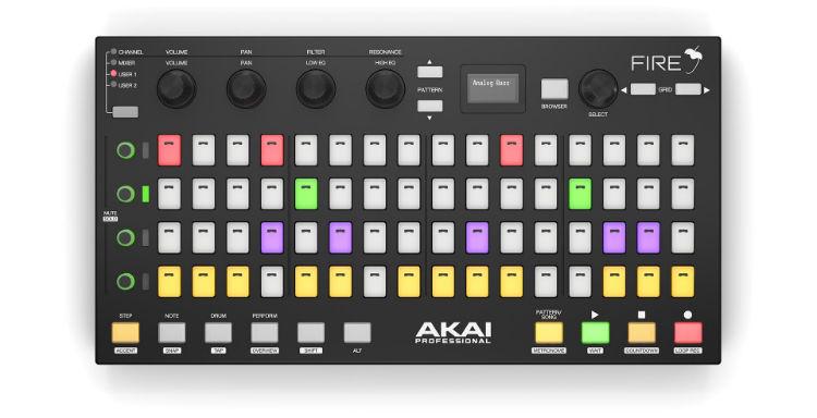 Akai Fire, el primer controlador dedicado a FL Studio