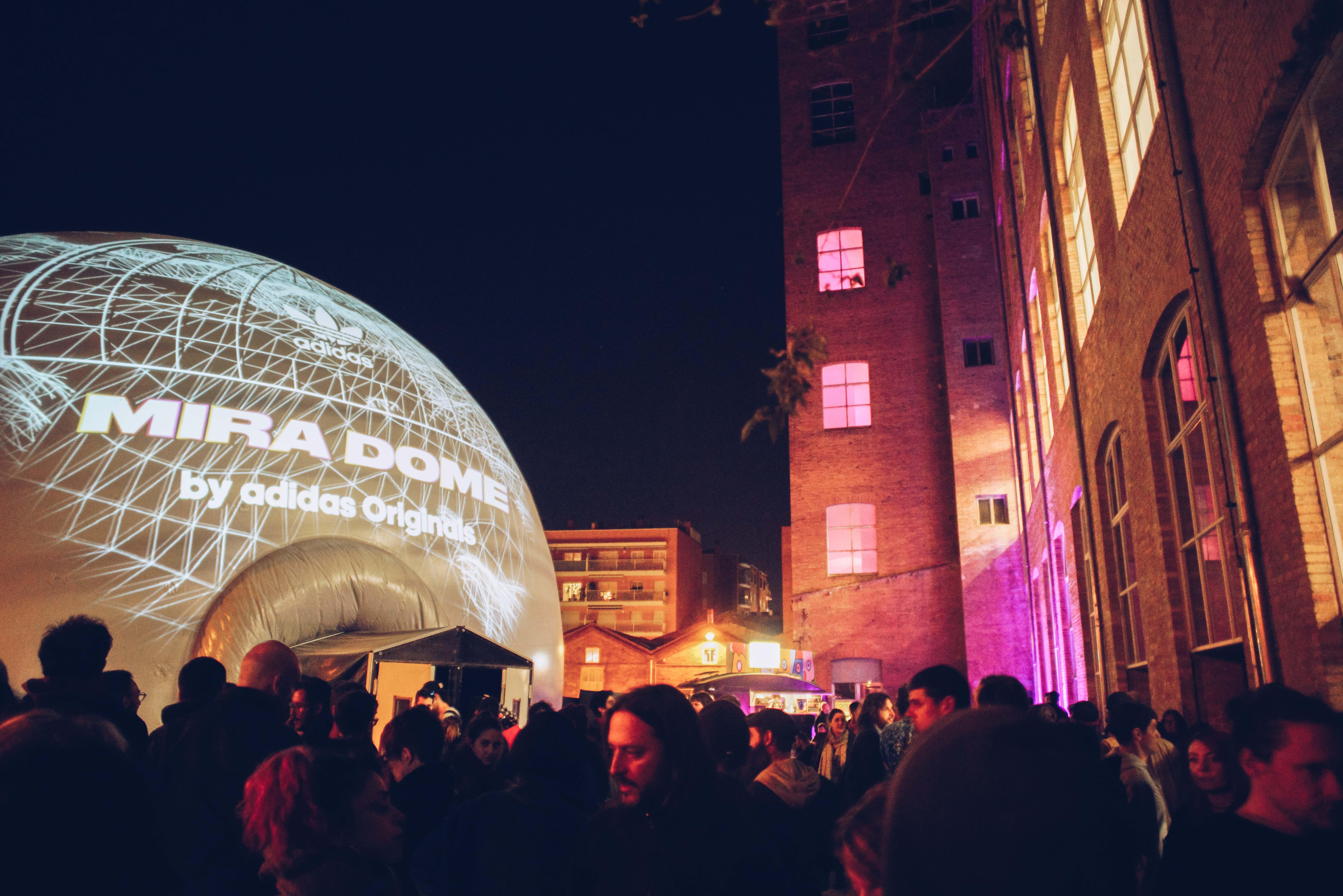 MIRA Festival anuncia la programación de MIRA Dome by adidas Originals
