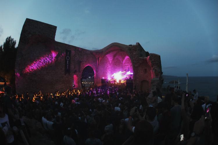 Fort Festival 2018: una promesa emerge en Tossa de Mar