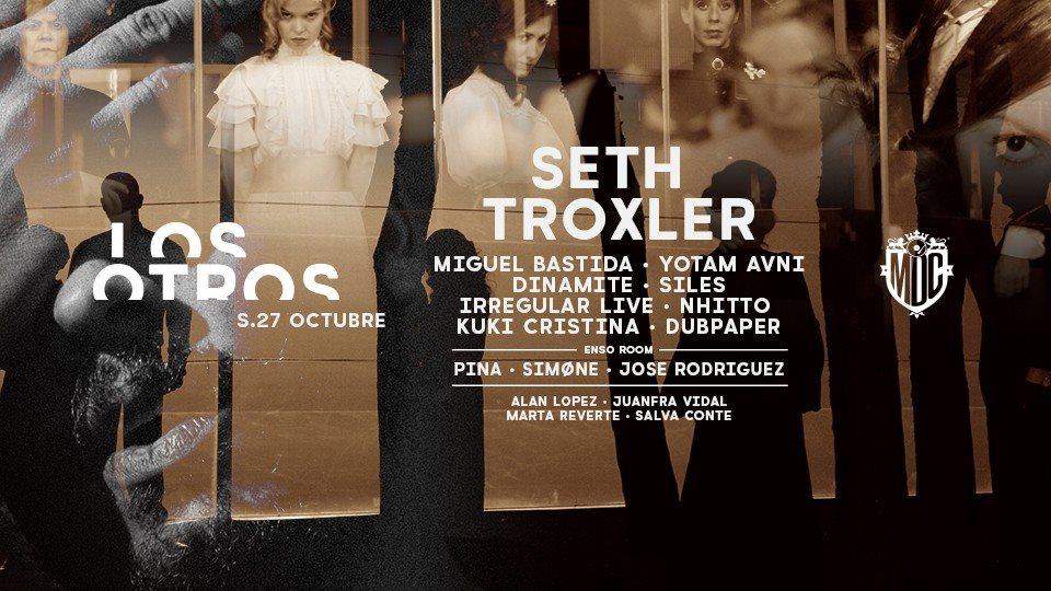Seth Troxler comandará la noche de Los Otros en Metro Dance Club
