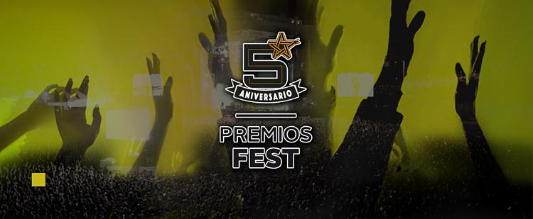 YA TENEMOS A LOS FINALISTAS DE LOS PREMIOS FEST 2018