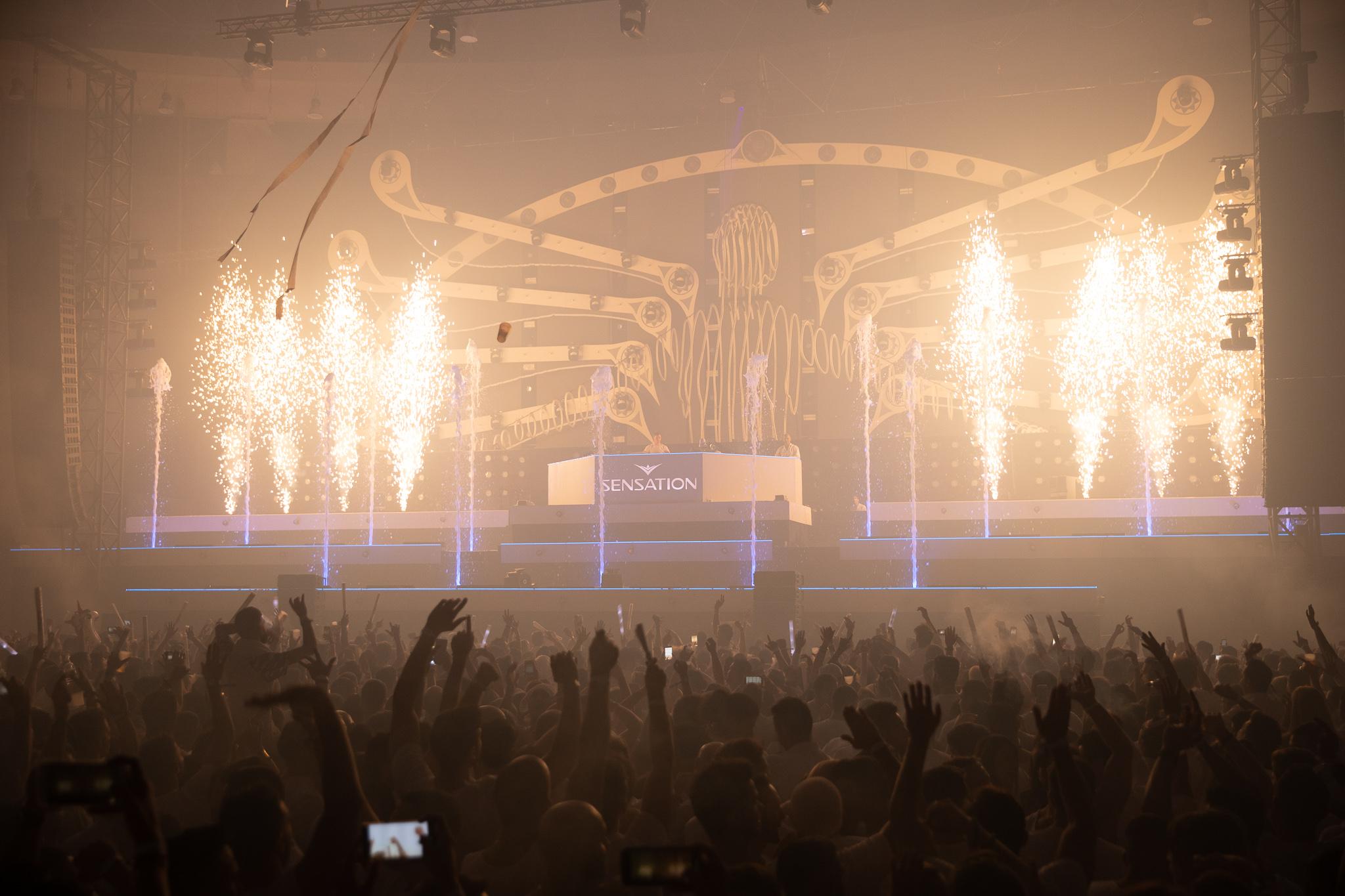Sensation Rise Madrid: Una fiesta por explotar