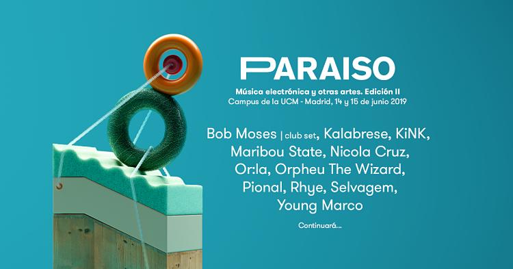 """""""Sin electrónica no hay Paraíso"""", avance de primeros artistas"""