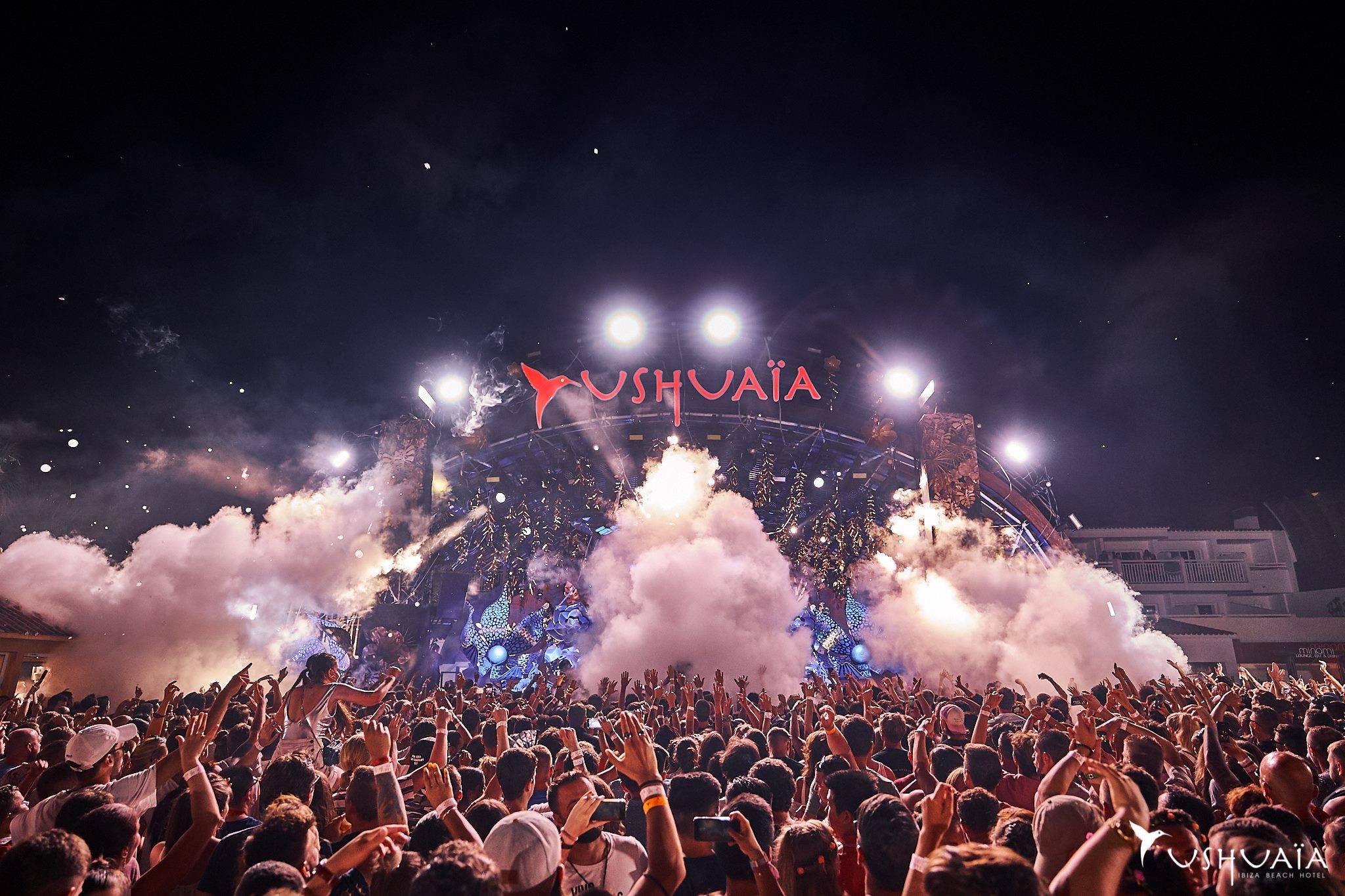 Hï Ibiza y Ushuaïa ya tienen fecha para su Opening Party