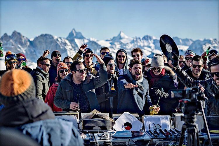 Festivaleando en la nieve. Siete festivales que no querrás perderte