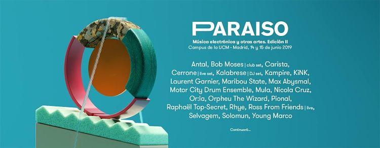 Paraíso Festival presenta nuevas confirmaciones, ¡que no te engañe la serpiente!