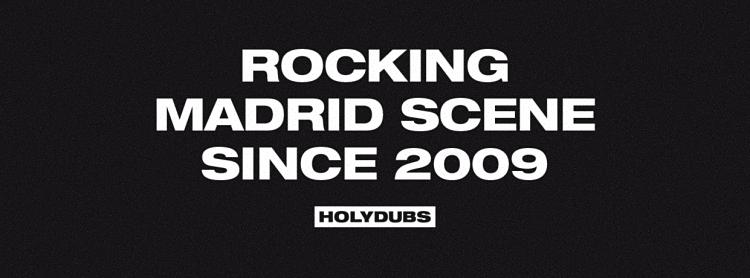 Entrevista a Holydubs, colectivo madrileño que apuesta por la electrónica de vanguardia