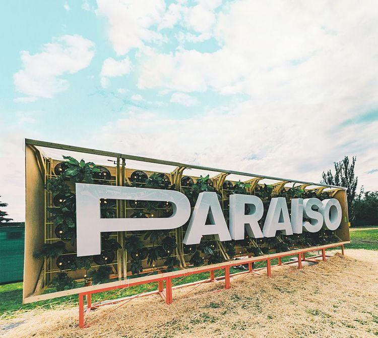 Paraíso Festival: electrónica y arte en su máxima expresión