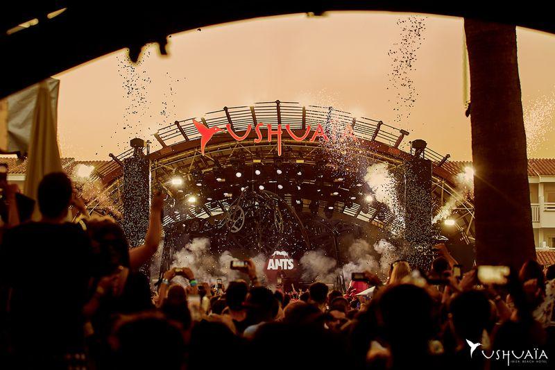 United Ants confirma sus fechas en Ushuaïa Ibiza