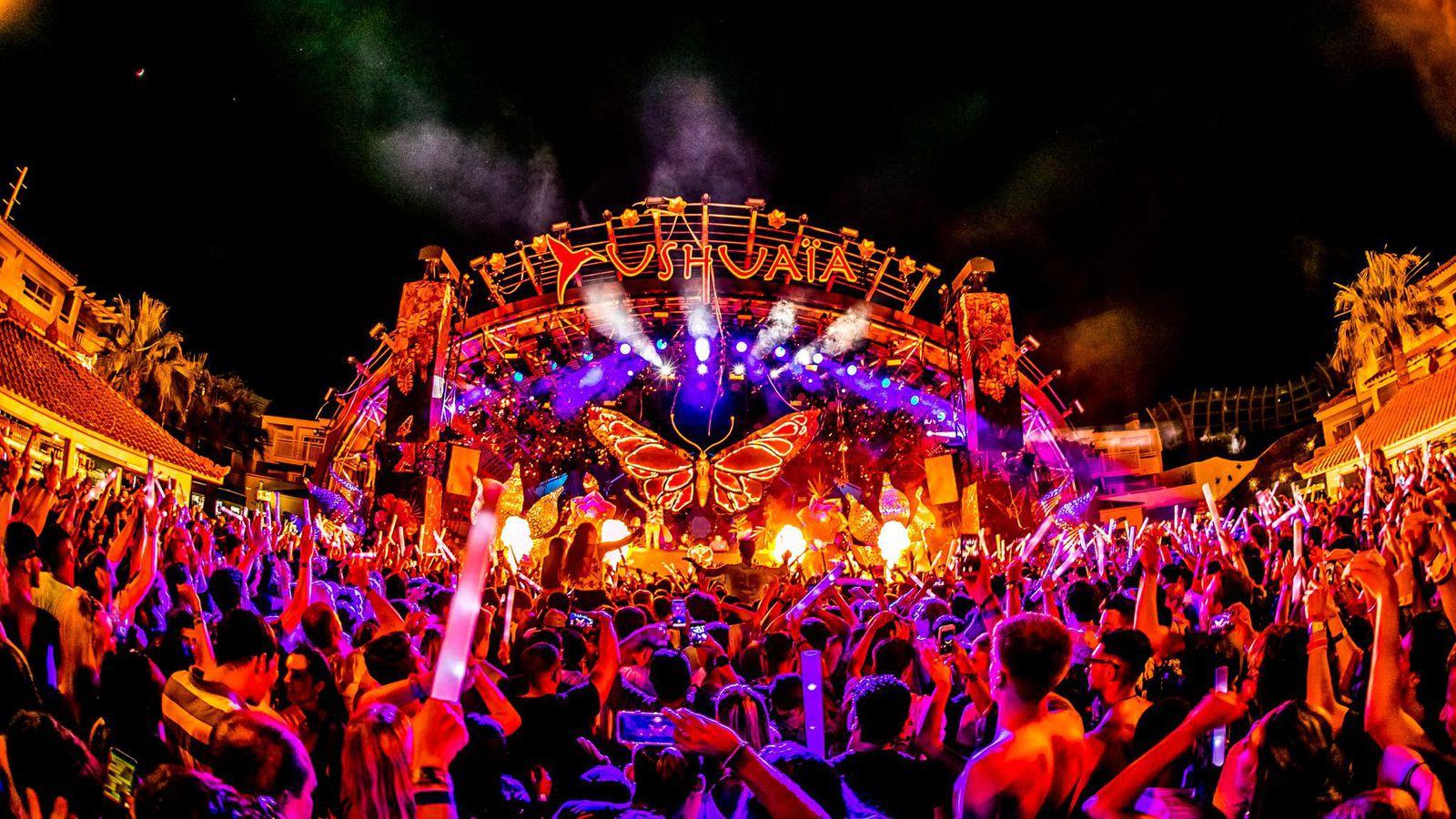 Ushuaïa Ibiza confirma su primera residencia de 2019