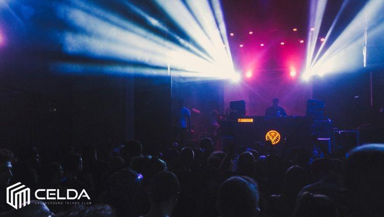 Así vivimos el primer Aniversario de Celda Techno Club