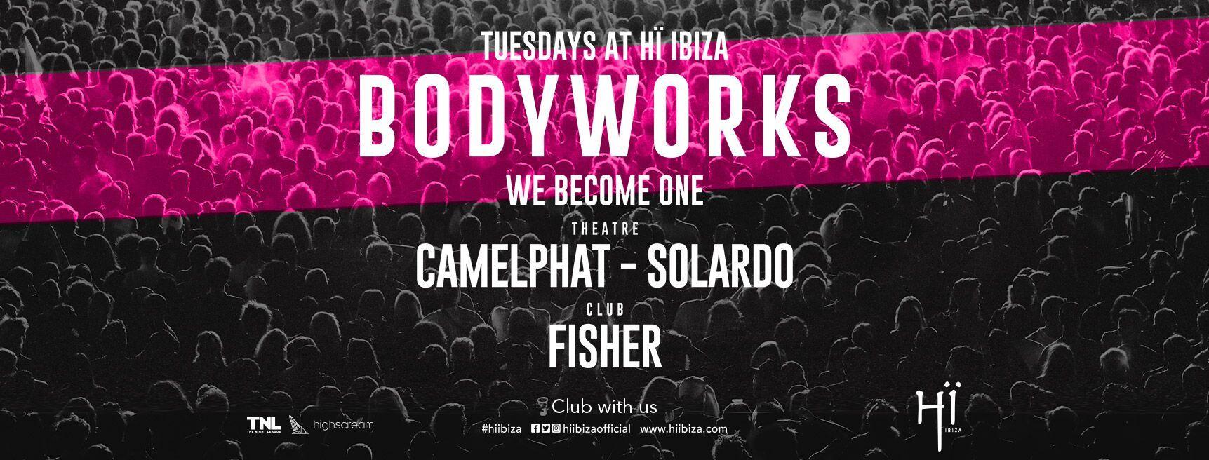 Bodyworks, la nueva residencia de Hï Ibiza