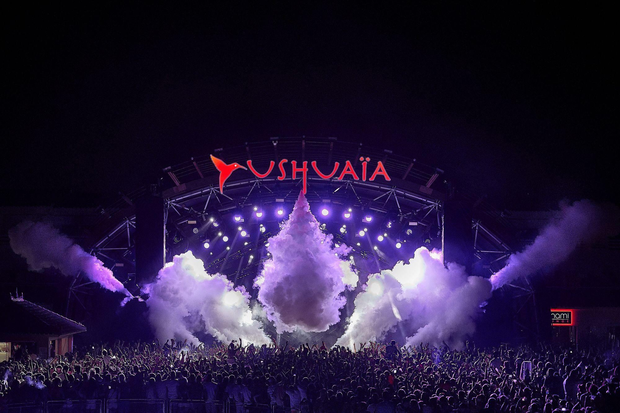 Ushuaïa y Hï Ibiza anuncian el cartel de su opening de 24 horas