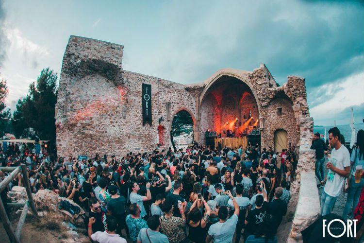 Fort Festival sigue confirmando artistas para su tercera edición
