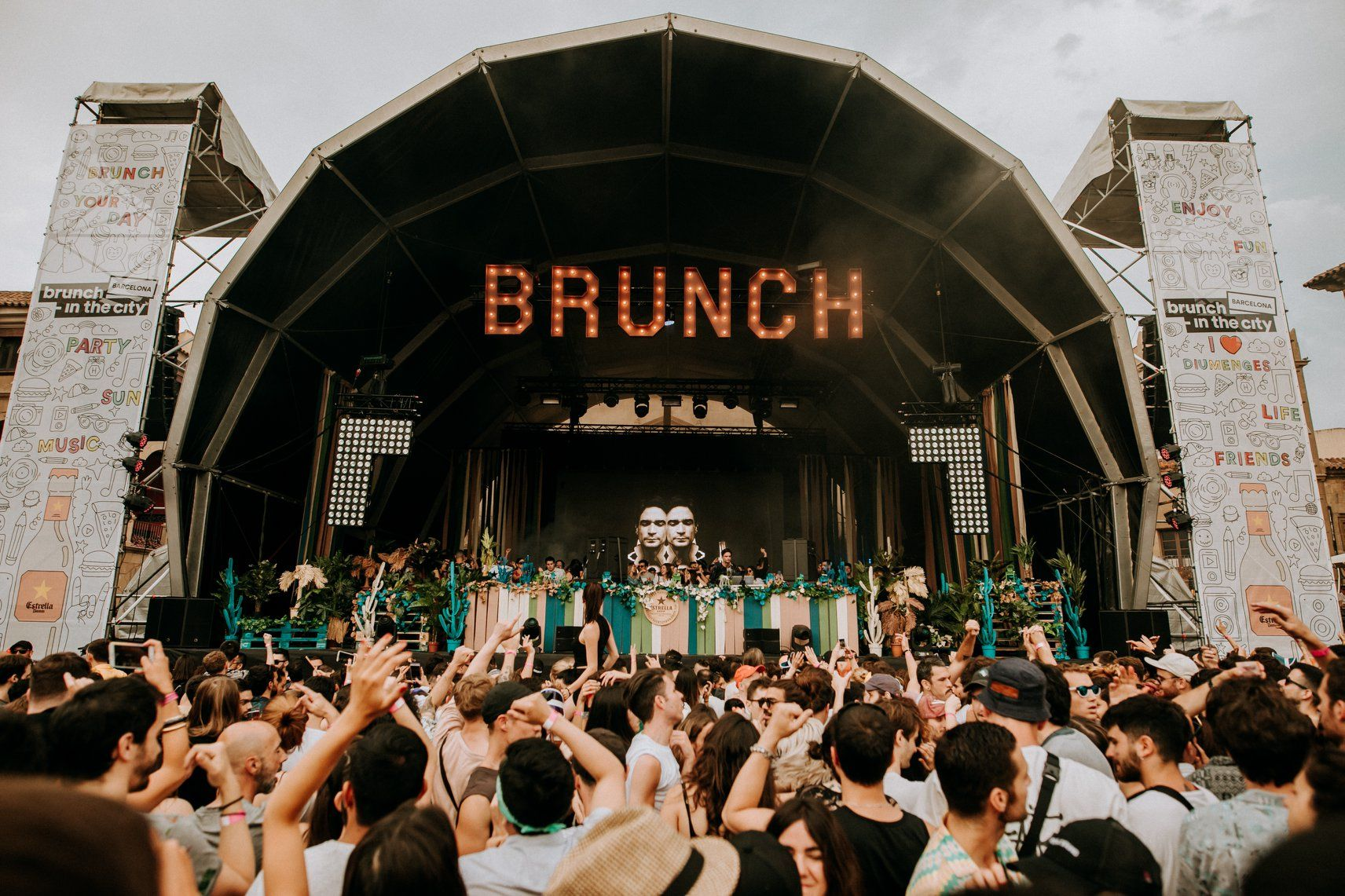 Crónica del Brunch: Bob Moses y Jon Hopkins