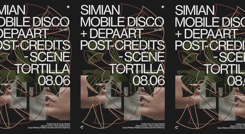 Tortilla nos regala un bis con Simian Mobile Disco