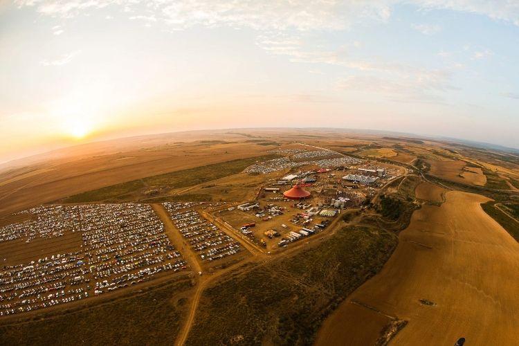 Monegros Desert Festival prepara su regreso al desierto. ¿Realidad o ficción?