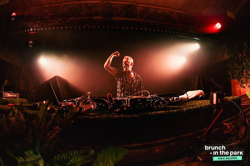 Fatboy Slim pone el broche al gran 2019 de Brunch In The Park Madrid