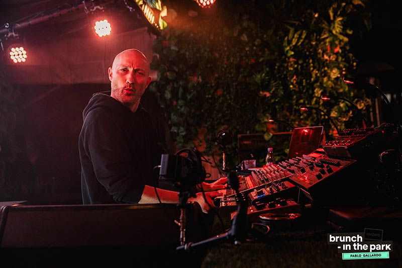 Paul Kalkbrenner y Fatboy Slim cierran la temporada de Brunch In The Park Madrid