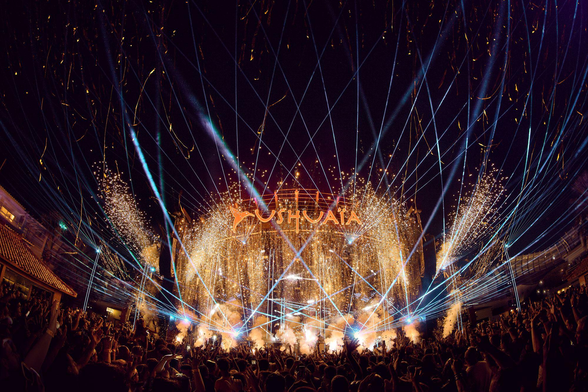"""Éxito total en el """"closing"""" de Ushuaïa Ibiza"""