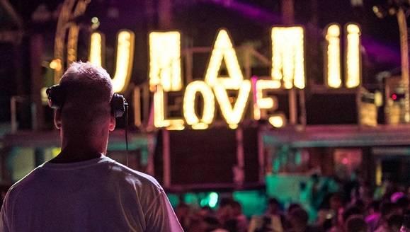 UMAMII cierra el año en Next Club Valencia con Francisco Allendes