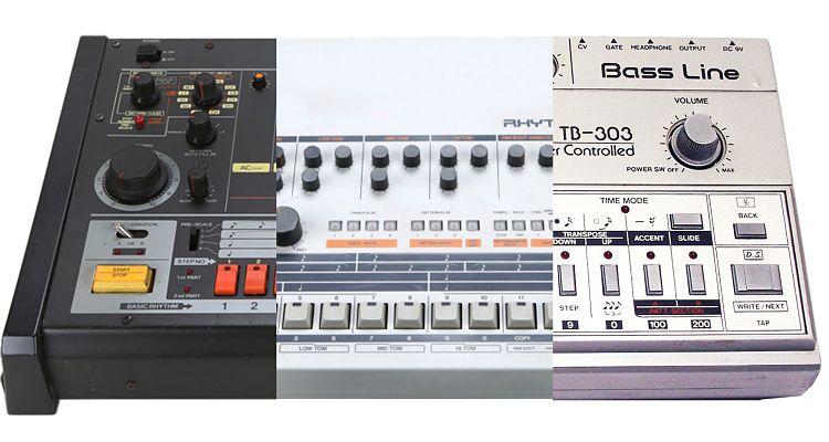 ¿Sabías cómo surgieron las primeras cajas de ritmos?