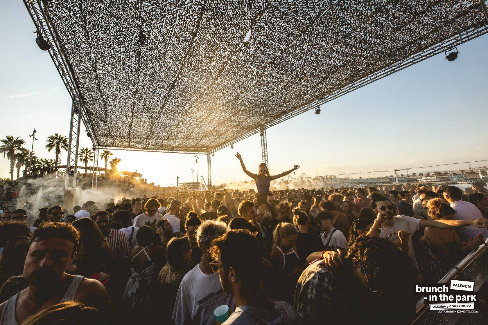 Regresa Brunch In The Park a Valencia con Adam Beyer y Marco Faraone