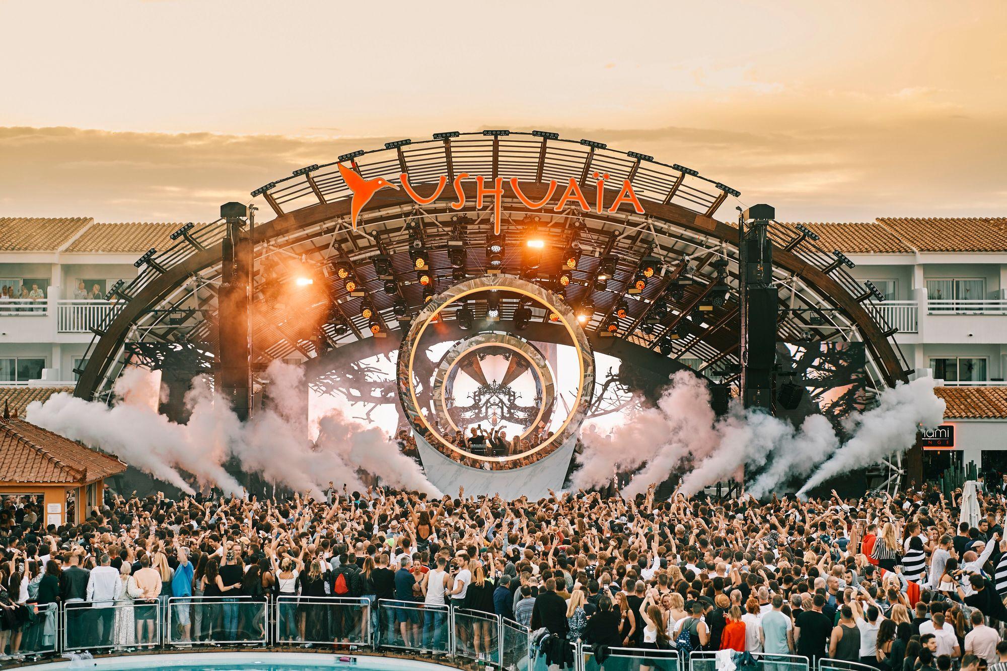 Odyssey Opening Party - Ushuaïa y Hï Ibiza desvelan su cartel completo