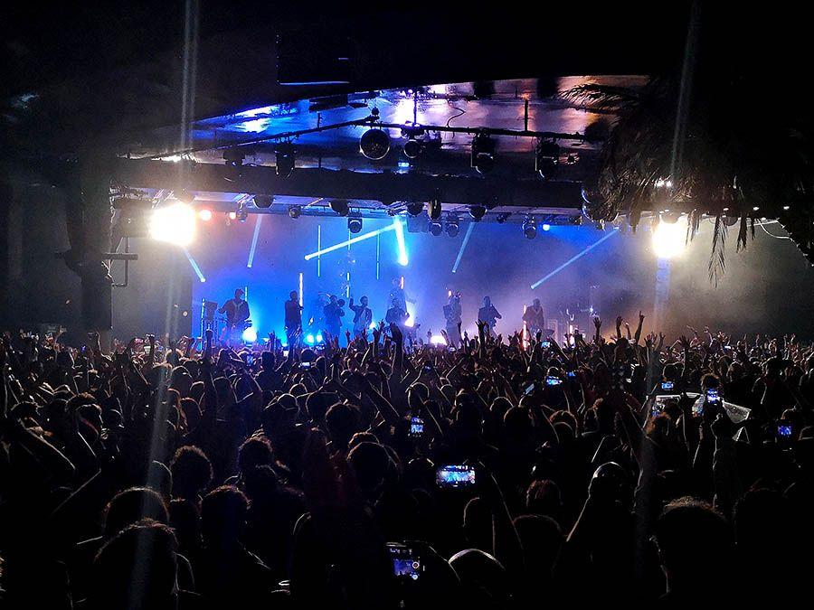 MEUTE saca a Madrid a bailar a ritmo techno-callejero