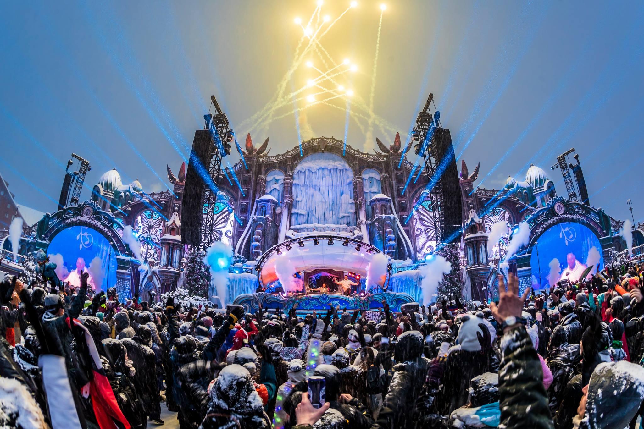 Tomorrowland Winter 2020 se cancela debido al Coronavirus