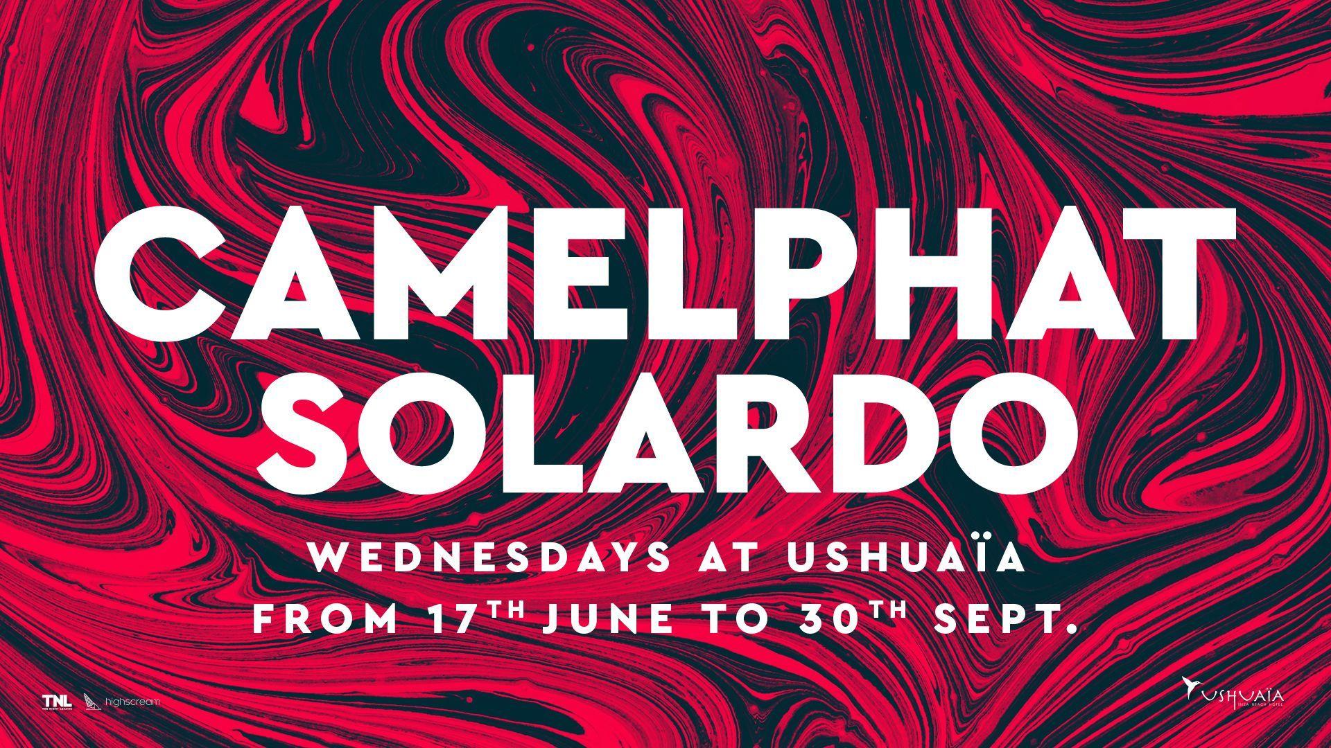 CamelPhat y Solardo estrenarán residencia en Ushuaïa Ibiza