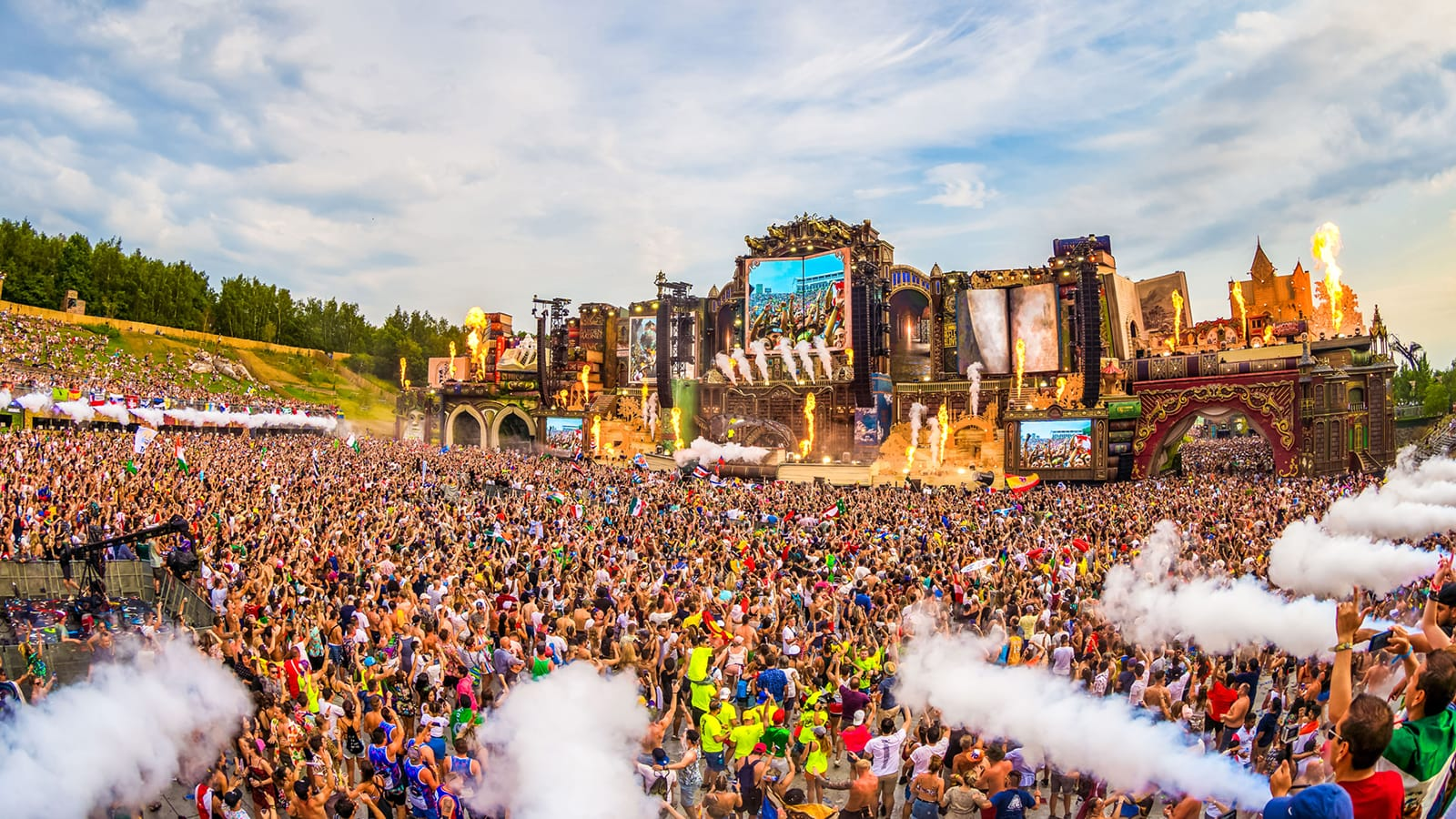 Tomorrowland anuncia la cancelación de su edición 2020