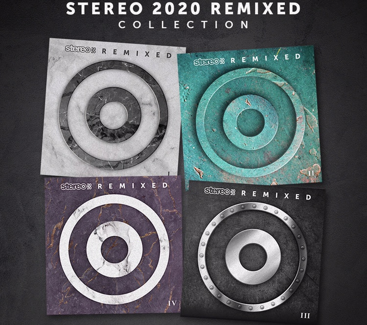 Stereo Productions celebra 20 años de historia con 80 nuevos remixes