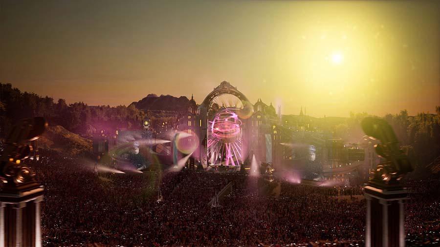 12 datos para entender la magnitud virtual de Tomorrowland Around The World