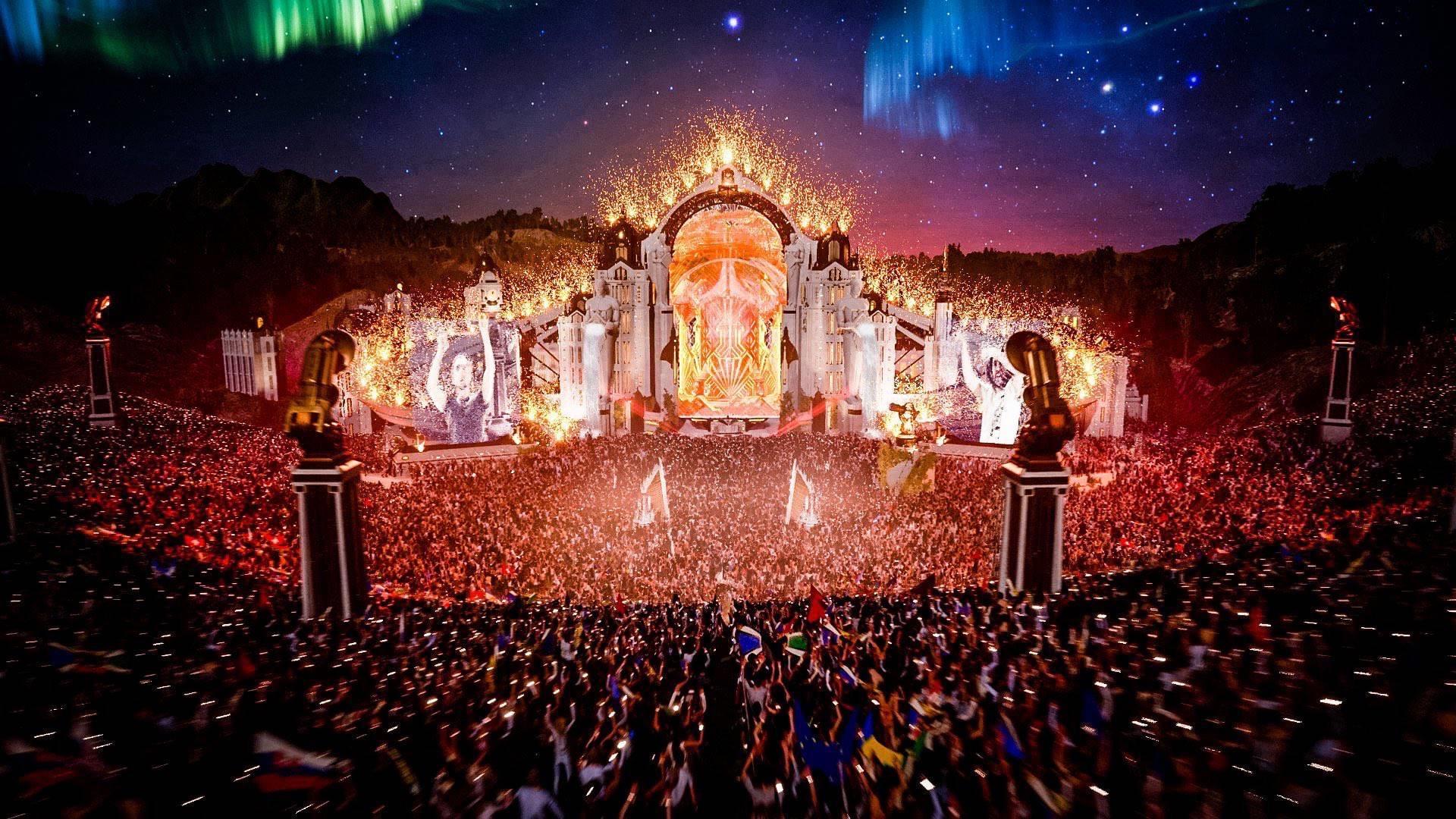 Tomorrowland Around the World, el éxito del 1º festival virtual