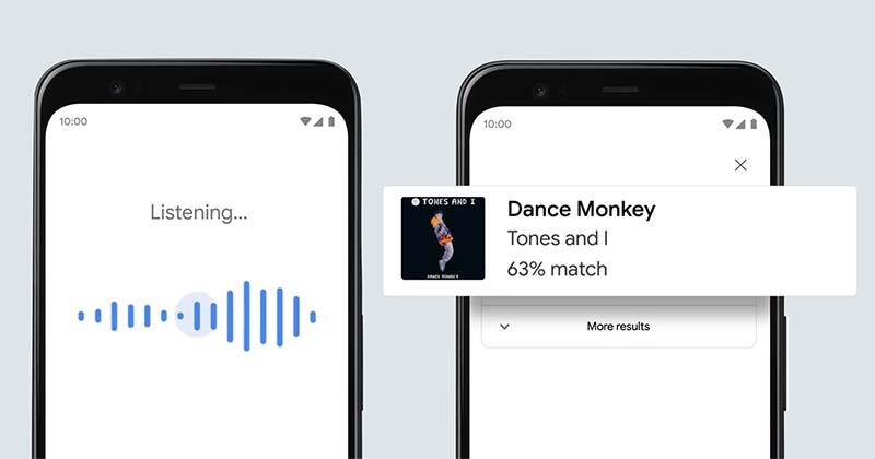 ¿Sabías qué... Google te ayuda a encontrar canciones tarareando y silbando?