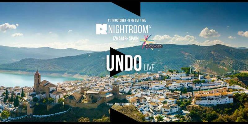 UNDO y el Castillo de Iznájar, protagonistas de un nuevo Night Room TV
