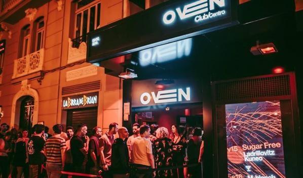 Oven Club nos necesita - situación crítica en el ocio nocturno