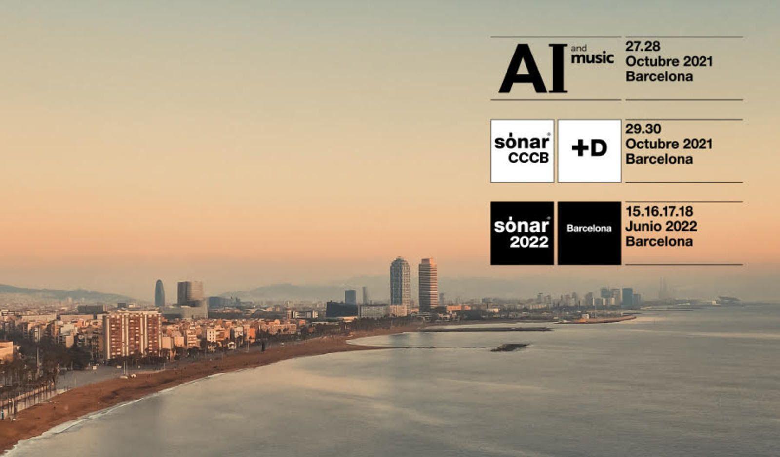 Sónar pospone su edición a 2022 y anuncia eventos presenciales para este año